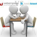 Webempresa vs Raiola Networks ¿Cuál es el mejor hosting español?