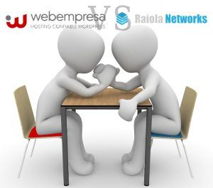 hosting en español webempresa vs raiola networks