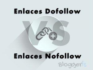 enlaces dofollow y enlaces nofollow