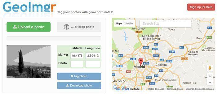 como hacer seo local geolocalizar imagenes