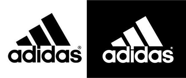hacer un logo en blanco y negro