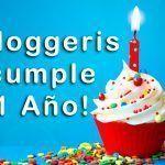 ¡Bloggeris cumple su primer año!