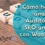 Cómo Hacer un Análisis o Auditoría SEO Gratis con Woorank
