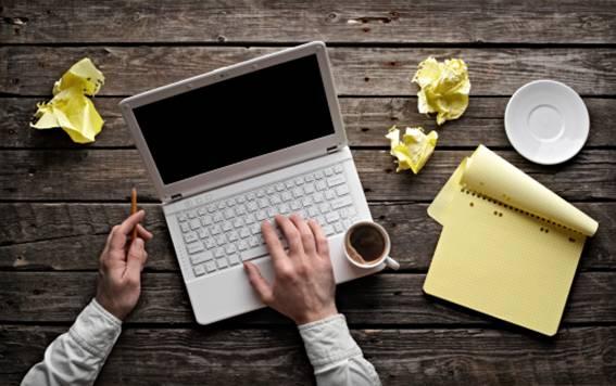 salidas como escritor