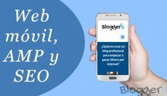 Web móvil, AMP y SEO