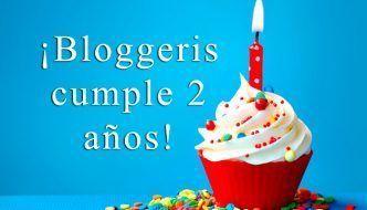 ¡Segundo Aniversario de Bloggeris!