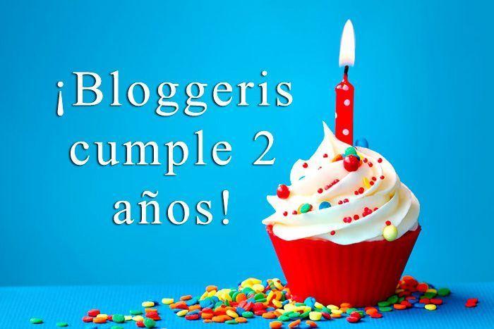 segundo cumpleaños de bloggeris